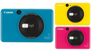 Canon Cpink Cpink Inspic C Instant Camera - Pink
