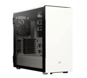 Corsair Carbide 678C Tempered Glass Mid-Tower E-ATX Case - White