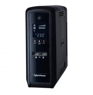 CyberPower CP1300EPFCLCD PFC Sinewave Series 1300Va Tower UPS with LCD