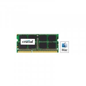 Crucial 4GB (1x 4GB) DDR3L 1866MHz SODIMM Memory for Mac