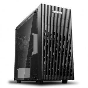 Deepcool Matrexx 30 Tempered Glass Mini-Tower Micro-ATX Case
