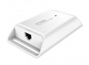 D-link Gigabit Poe+ Receiver Splitter With 12v/9v/5v Dc Output