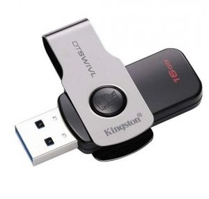 Kingston DTSWIVL/16GB 16GB DataTraveler Swivl USB 3.0