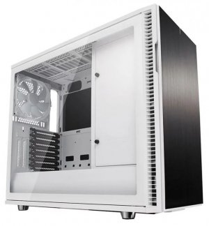 Fractal Design Define R6 TG Tempered Glass Mid Tower Case White