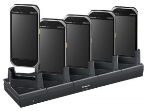 Panasonic Fz-t1 5-bay Device Cradle (charge Only)