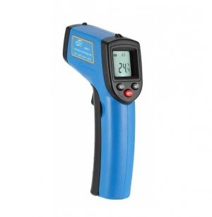 Benetech Gm-321 Gm321 Infrared Thermometer With Laser Aimpoint