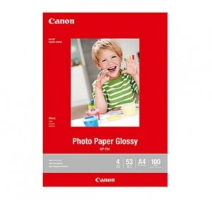 Canon Gp701a4-100 Gp701a4-100 100 Sheets 210 Gsm Glossy Ph