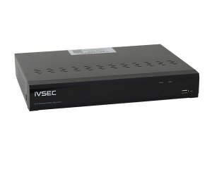 Ivsec Nr308xa Network Video Recorder (8 Channels, Nvr)