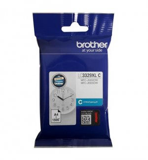 BROTHER Cyan Ink Cartridge To Suit   Mfc-j5930dw/j6935dw - Up To 1500 Pages