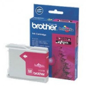 Brother LC57M Magenta Cartridge 400 pages