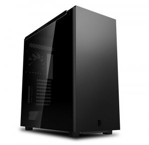 Deepcool Macube 550 Minimalist Full Tower Case, Tempered Glass Side Panel