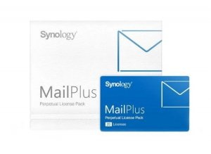 Synology Mailplus License Packs - 20 Licenses - Lifetime License