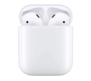 Apple Airpods Earphones with Charging Case 2nd Gen (AU Warranty)