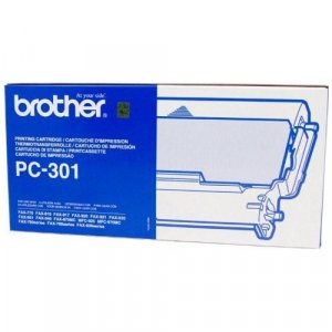 Brother Pc301 Black Ribbon Suits Fax 920/930