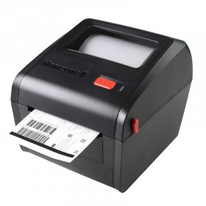 Honeywell PC42D Direct Thermal USB/Ethernet/Serial Label Printer with Cable PC42DHE033016