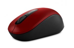 Microsoft Bluetooth Mobile Mouse 3600 - Red