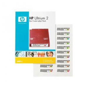 HP Q2002A LTO2 ULTRIUM RW BAR CODE PACK