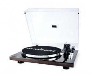 Mbeat Pt-18k Bluetooth Turntable Player (mmc, Usb, Anti-skating, Preamplifier)