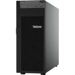 Lenovo Thinksystem 4u Tower St250 , Rack Mountable Server, 1xintel Xeon E-2144g 4+2c 3.6ghz 71w, 1x16gb 2rx8, Sw Rd,  1x550w, Xcc Enterprise, 3 Year