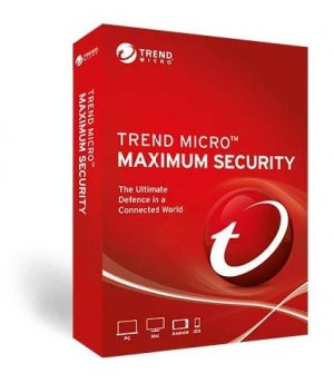 Trend Micro Ticewwmdxsbxef Tm Max Security (1-3 Devices) 12mth