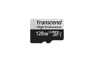 Transcend Ts128gusd350v 128gb Micro Sd Uhs-i U1 With Adapter 100