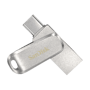Sandisk Sdddc4-064g-g46 Ultra Dual Drive Luxe Usb Type-ctm 64gb