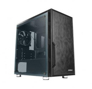Antec VSK10 Value Solution Series Side Window Micro-ATX Case