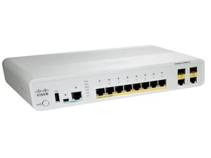 Cisco Ws-c3560cx-8pt-s (ws-c3560cx-8pt-s) Cisco Catalyst 3560-cx Pd Pse 8 Port Poe, 1g Uplinks Ip Base