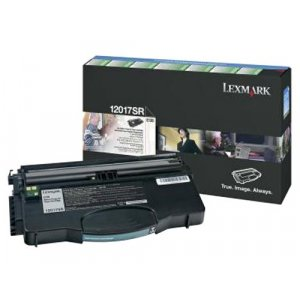 Lexmark Toner cartridge 1 x black 2000 pages (12017SR)