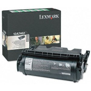 Lexmark Return Program Toner cartridge (12A7462)