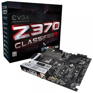 EVGA Z370 Classified K LGA-1151-2 ATX Motherboard
