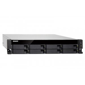QNAP TS-863XU-4G 8 Bay NAS 4GB AMD GX-420MC