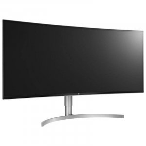 "LG 38WK95C-W 38"" WQHD+ IPS LED HDR10 Curved UltraWide Professional Monitor"