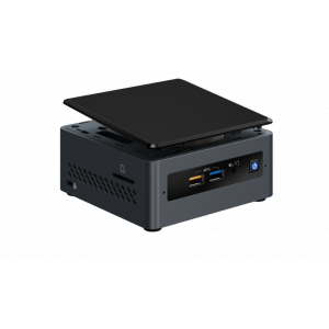 Intel NUC7CJYSAL4 MINI PC Desktop W10H BOXNUC7CJYSAL4