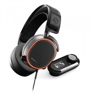 SteelSeries Arctis Pro + GameDAC DTS RGB Headset - Black