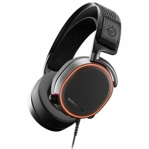 SteelSeries Arctis Pro DTS RGB Headset - Black