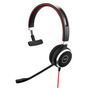 Jabra Evolve 40 UC MonoHD Audio Headset