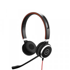 Jabra Evolve 40 UC StereoHD Audio Headset