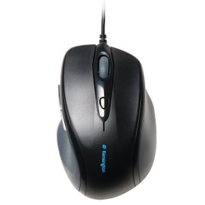 Kensington Pro Fit Wired Full-Size USB Optical Mouse