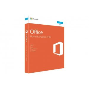Microsoft Office Home and Student 2016 - 1 PC - Retail 79G-04751