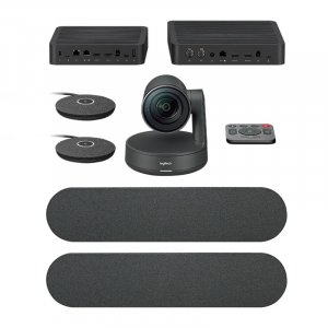 Logitech Rally Plus Ultra-HD ConferenceCam System 960-001274