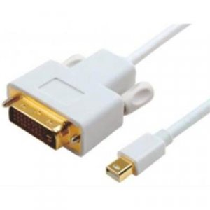 Astrotek Mini Displayport Dp To Dvi Cable 2M - 20 Pins Male To 24+1 Pins Male 32Awg Gold Plated (
