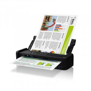 Epson WorkForce DS-360W Wireless Sheet Feed Colour Document Scanner