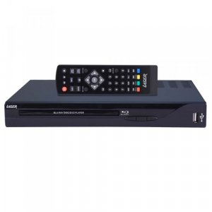 Blu-Ray Player Multi Region HDMI Digital 7.1, with LAN for DLNA