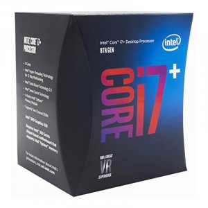 Intel Core I Plus i7+ 8700 Coffee Lake 6-Core 3.2GHz LGA1151 BO80684I78700 + 16GB Intel Optane Memory