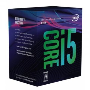 Intel Bx80684i58500 Core I5-8500 Coffee Lake Cpu 6 Core 6 Lga1151 3.00ghz