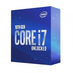Intel Core i7 10700K Octa Core LGA1200 3.80GHz Unlocked CPU Processor BX8070110700K