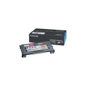 Lexmark Magenta Toner cartridge 1.5K pages (C500S2MG)