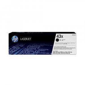 Hp C8543x 43x Black Hy Lj Toner Cart C8543x