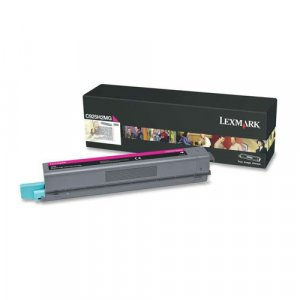 Lexmark C925H2MG High Yield Magenta Toner 7,500 pages
